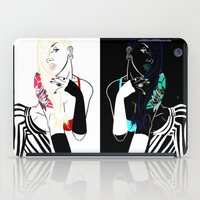 celebrity iPad Cases featuring Celebrity by Nunyah Bidness