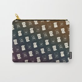 FORTUNE PATTERN Carry-All Pouch