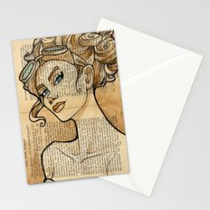 The Iron Woman 5 Stationery Cards