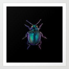 Beetle 2 Art Print