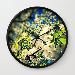 It's Spring Wall Clock