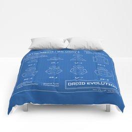 Astromech Evolution Comforters