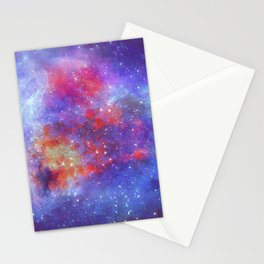 Heart of Universe Stationery Cards