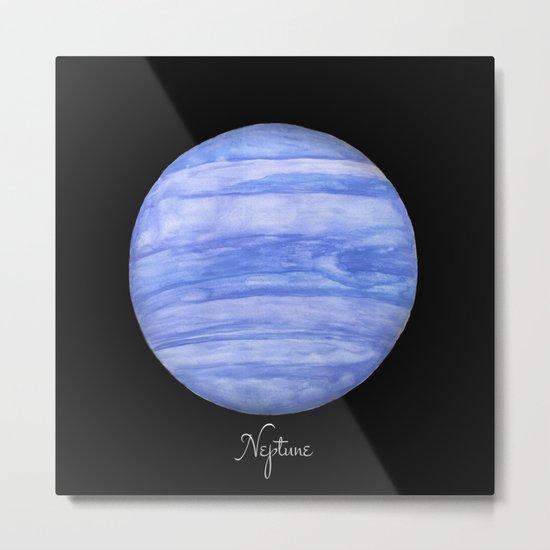 Neptune #2 Metal Print