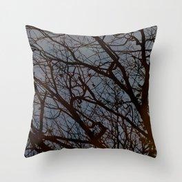 Shadowtricks Throw Pillow