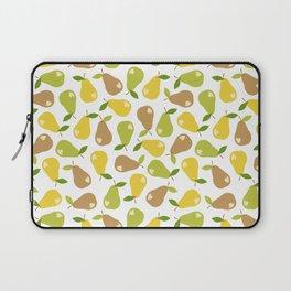 Bitten pears Laptop Sleeve