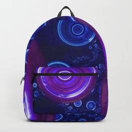 Atlantian Abyss - Sapphire Jewel of the Ocean Backpack