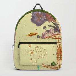 SPACE TIME DESERT Backpack