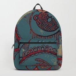 Night owl Backpack