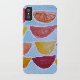 Slices iPhone Case