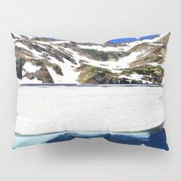 Blue Lake - Indian Peaks Pillow Sham