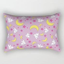 Usagi's Pattern Old Style Rectangular Pillow