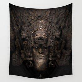 The Mahakala's Epitome Wall Tapestry