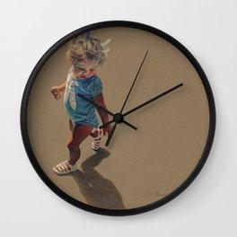 """Leighton"" Wall Clock"