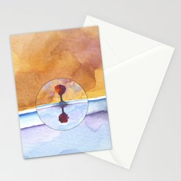 As Above So Below  No15 Stationery Cards