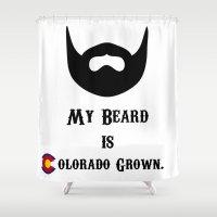 colorado Shower Curtains featuring Colorado! by AlternateDecision
