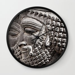 Persian Guards Wall Clock