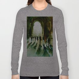 without an end or a beginning  Long Sleeve T-shirt
