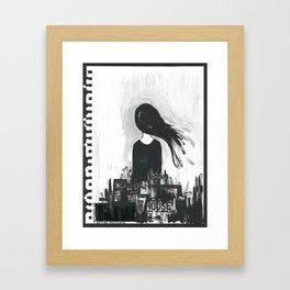 Sketch Series 002 Framed Art Print