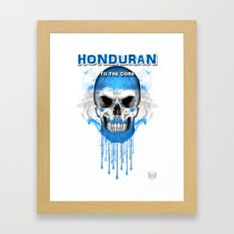 To The Core Collection: Honduras Framed Art Print