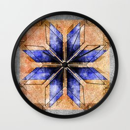 Auseklis Wall Clock