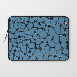 Yzor pattern 006 kitai blue Laptop Sleeve