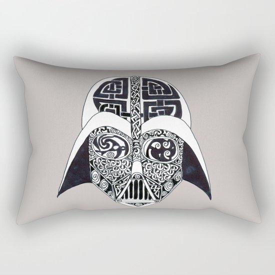 Celtic Vader Rectangular Pillow