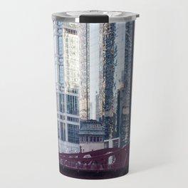 Chicago Downtown Travel Mug