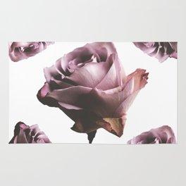 Pastel roses Rug
