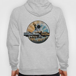 Set the Controls for the Heart of the Moon Hoody