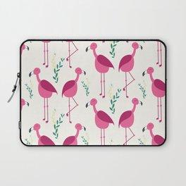Flattering Flamingos (Pink) Laptop Sleeve