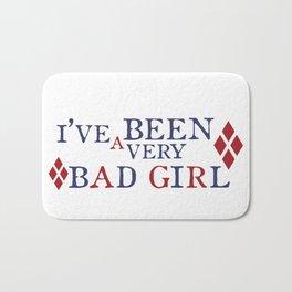 Bad Girl Bath Mat