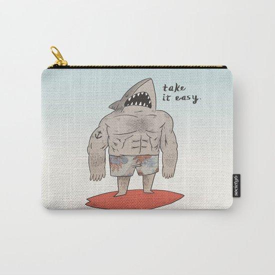 Surf Shark Carry-All Pouch