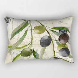 Olivia I Rectangular Pillow