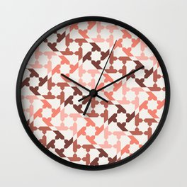 A motif from Egypt Wall Clock