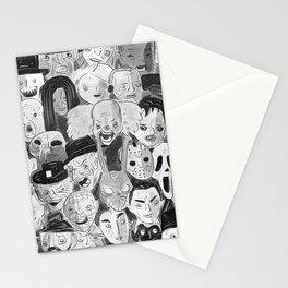 Movie Maniacs Stationery Cards