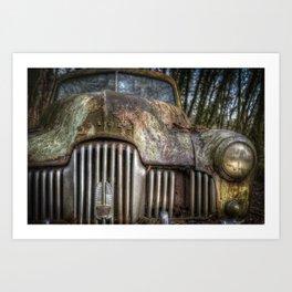 Holden Art Print