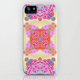 Mix&Match  Spring Love 01 iPhone Case