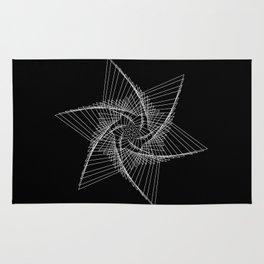 Chaos Star Rug