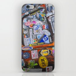 Stickers iPhone Skin