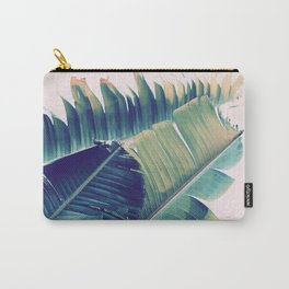 Frayed Carry-All Pouch