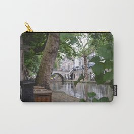 Oudegracht, Utrecht Carry-All Pouch