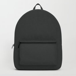 Now PIRATE BLACK solid color  Backpack