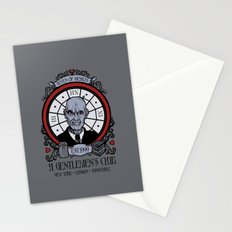 Seven of Hearts 2012 update Stationery Cards