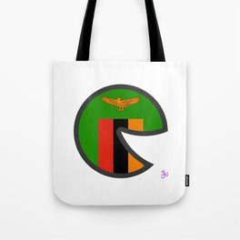 Zambia Smile Tote Bag