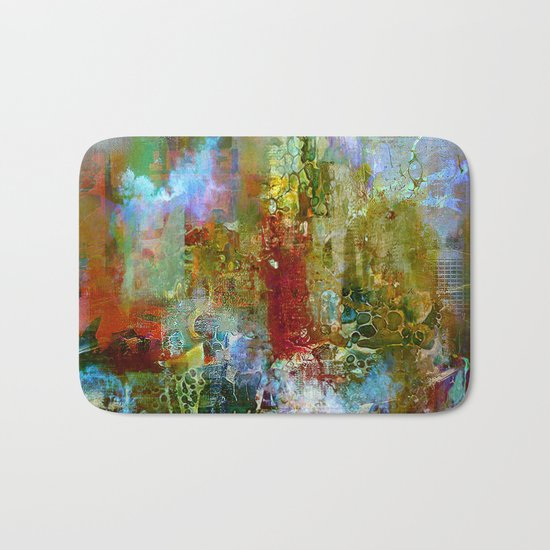 A contemporary place Bath Mat