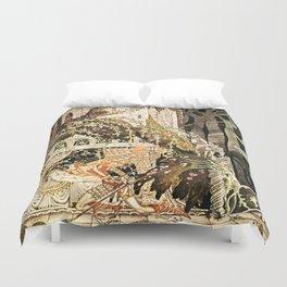 """Kay Nielsen Fairytale Illustration """"Sleeping Beauty"""" Duvet Cover"""