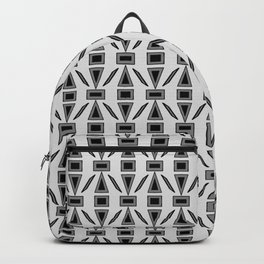 only gray Backpack