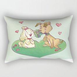 Spavinho in Love Rectangular Pillow