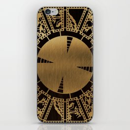 Lament Configuration Side A iPhone Skin